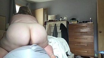 her natural showing big boobs off Girl sucks on knob