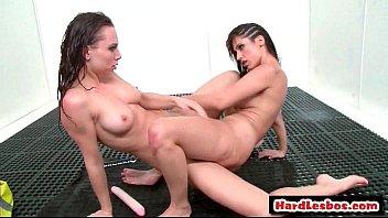 lesbian big torture tit Tight teenie tosya swallows warm spunk