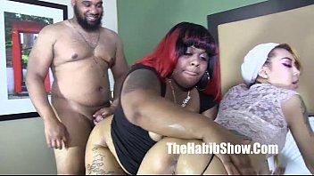 fetisch asian bbw Granny plays with cum