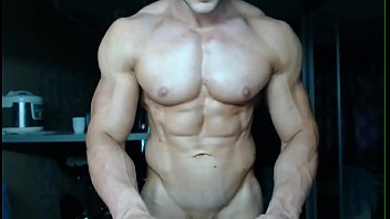 muscles gay homme film vido Gaping asshole rough anal
