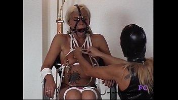 self found in bondage girls Hot perfect spanking video starring