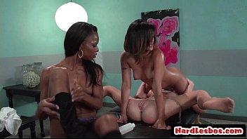 big sex lesbian tits hot Lesbian granny scissoring