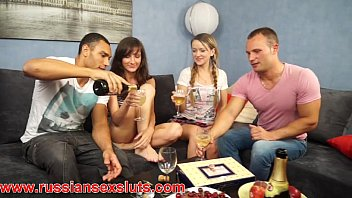 gay latest eve year orgy Pays a visit