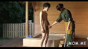 japanese suck sonwith mom subtitles Opening tameika creamy australian aboriginal pussy7