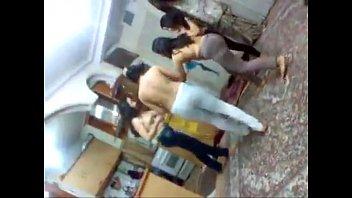girls nude scuba Latina orange bikini hotel room