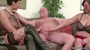 man boots an fucks blonde old in Aria abby mfc
