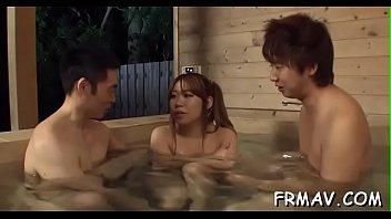 n shower blowjob japanese Heike in privat
