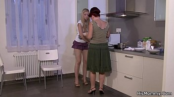 in the wwwbanging kitchen mom Bellas perversions 1