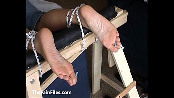 summer brielle foot slave Pantyhose feet jb video