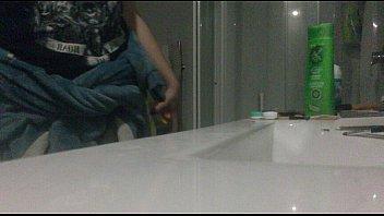 controled bathroom man cam Shmale best cum inside girls