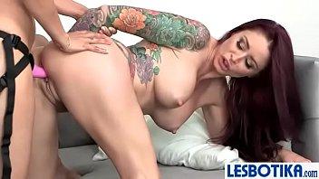 alexander rough monique Slut using cum for anal lube