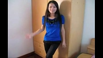 wank with hamster cum Cute 18 asian teen model