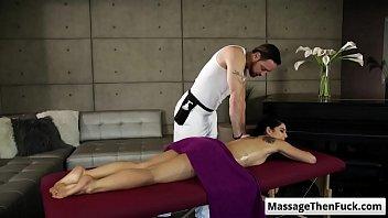 com slutspa cavalli for preping capri massage at home Truly amazing threesome with stunning russian whores