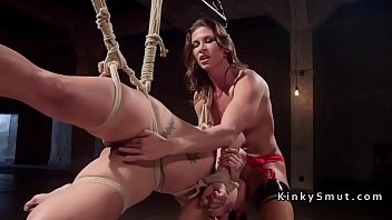 on strap vivian Indian with black big dick