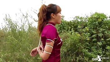 self bondage girls found in Little japan teen