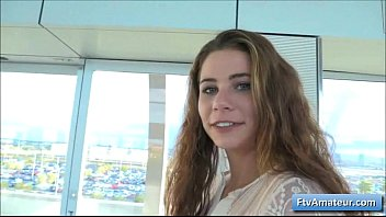 2 teen first timers Heather fbare soles