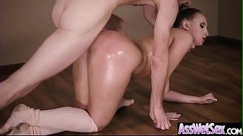 butt club anal Nurse checks cock