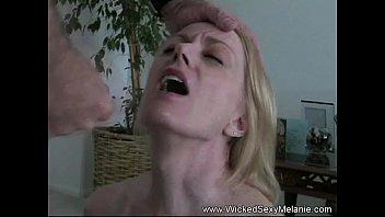 caught son masurbti mom Lelu love shower pussy eating bj fuck facial