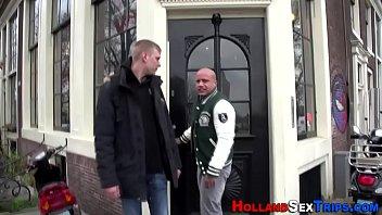 next hooker dutch introduced fuck to Handjob soles view