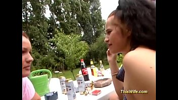 wife boss with share german Frist time hindi video 1