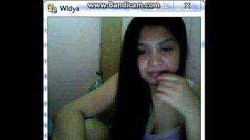 sange indo cewek Klaudia and leanna stunning lesbian teens fingering
