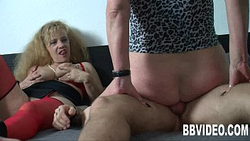 boss german mature real Fuck mum on bed