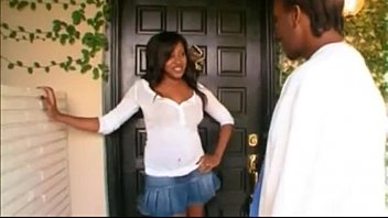 teen wildly black fucked a brutally bitch like slut Block cock and very tight 18
