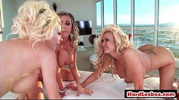 tit lesbian torture big Sexy curvy granny