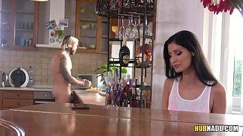 danica kissing collins Amira casar pornocrazia