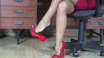 milf solo pantyhose Fat wives fuck compilation