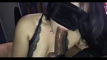 cock black anal dick indian Kitchen maid handjob
