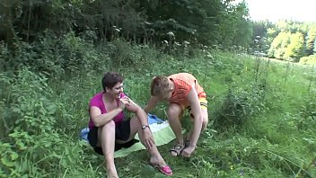 take ready his to pecker stiff outdoors Humiliating cei slave